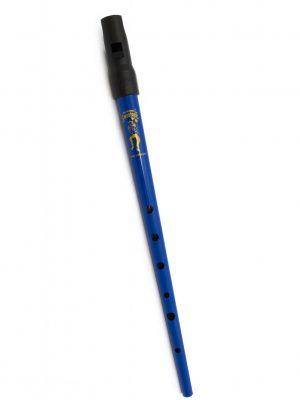 Tin Whistle – Flauta Celta | Sweetone Blue C (Do) | Clarke