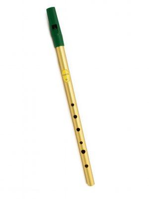 Tin Whistle – Flauta Irlandesa | Brass D (Re) | Feadog