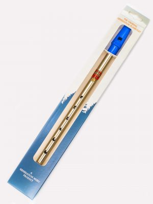 Tin Whistle – Flauta Celta | Nickel C (Do) | Generation