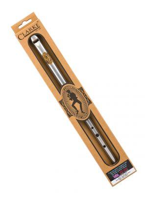 Tin Whistle – Flauta Celta | Original Silver C (Do) | Clarke