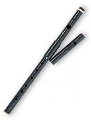Tin Whistle | ABS Tin D (Re) 3 piezas – Afinable | Dixon