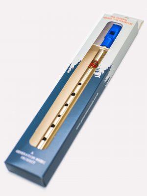 Tin Whistle – Flauta Celta   Nickel Eb (Mib)   Generation